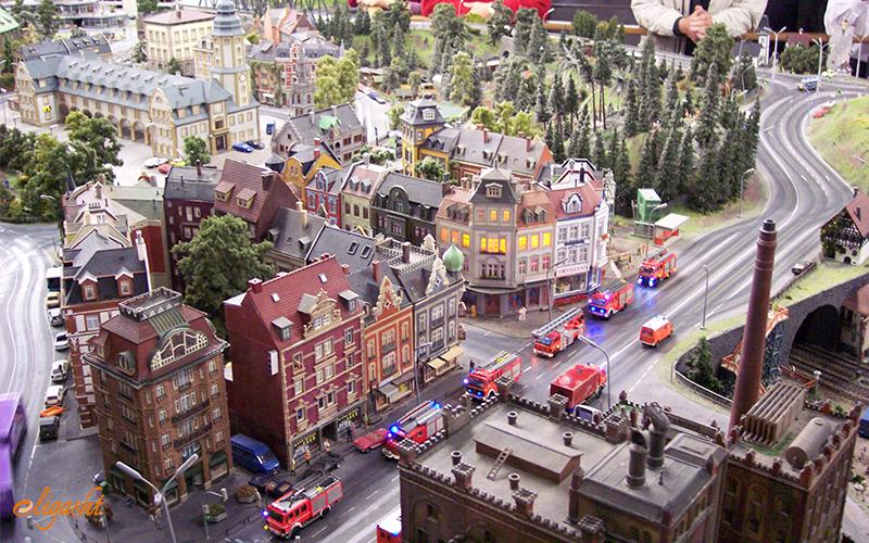 Hamburg tourist attractions