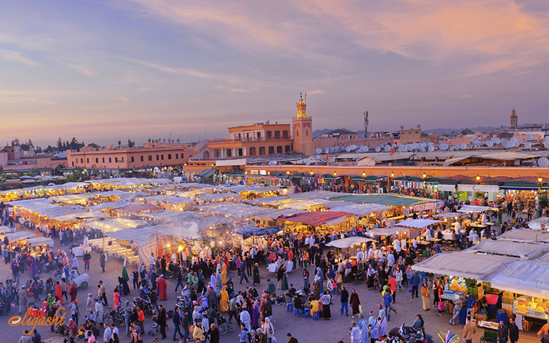Where to go in Marrakech?