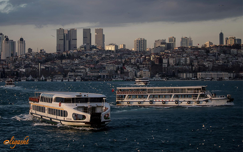 one day trips from Istanbul, Bosporus
