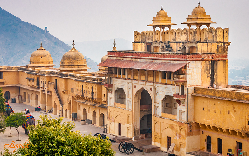 Golden Triangle in India