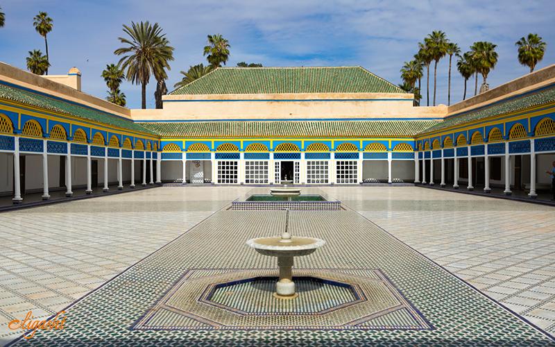 Marrakechi Palaces