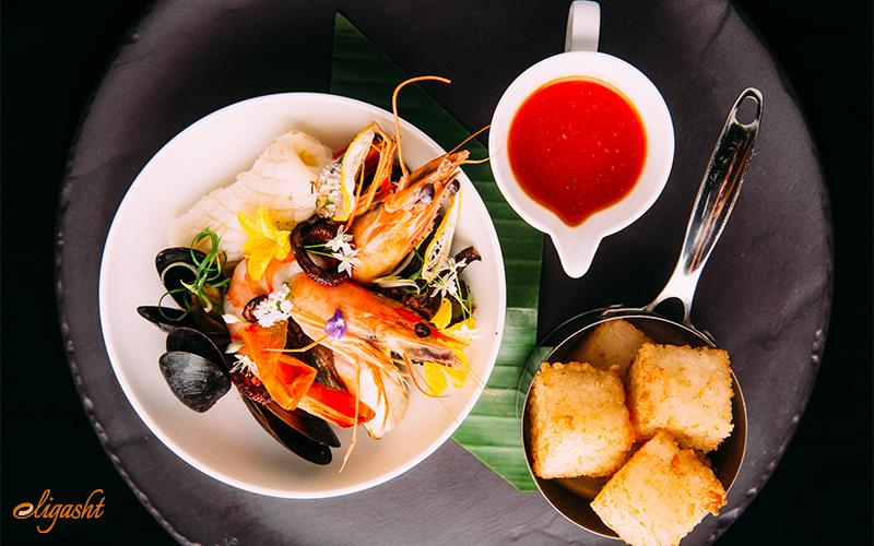 Seychelles cuisine