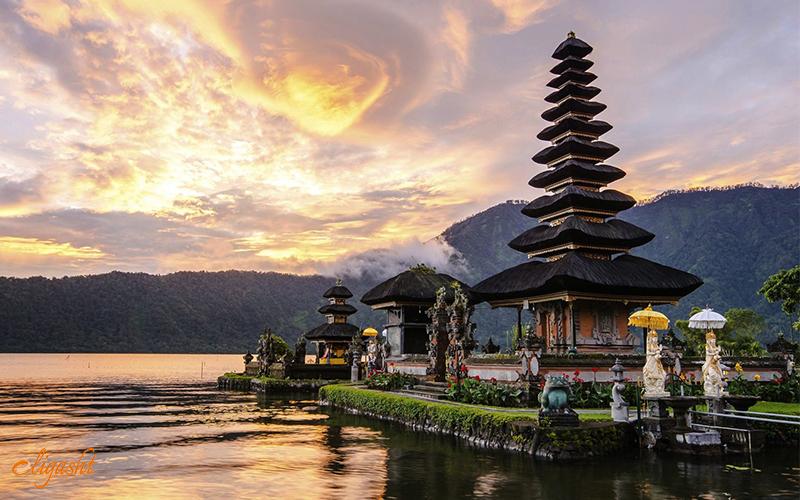 Bali tropical islands