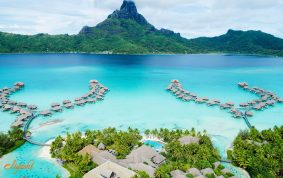 Bora Bora islands is one of the best tropical destinations