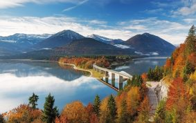 German Alpine Road trip