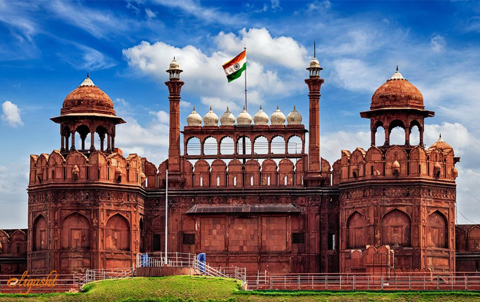 You absolutely should visit India