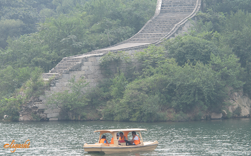 Huanghuacheng Section