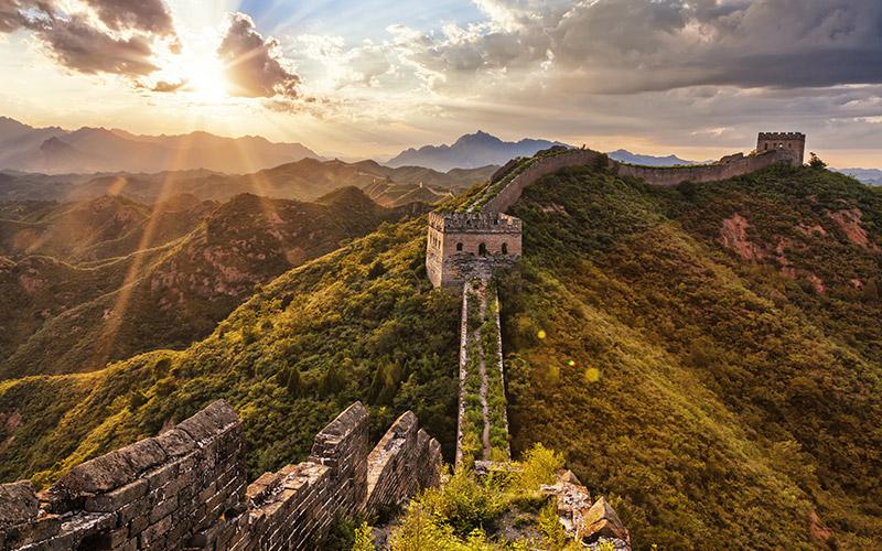 Wall-of-China