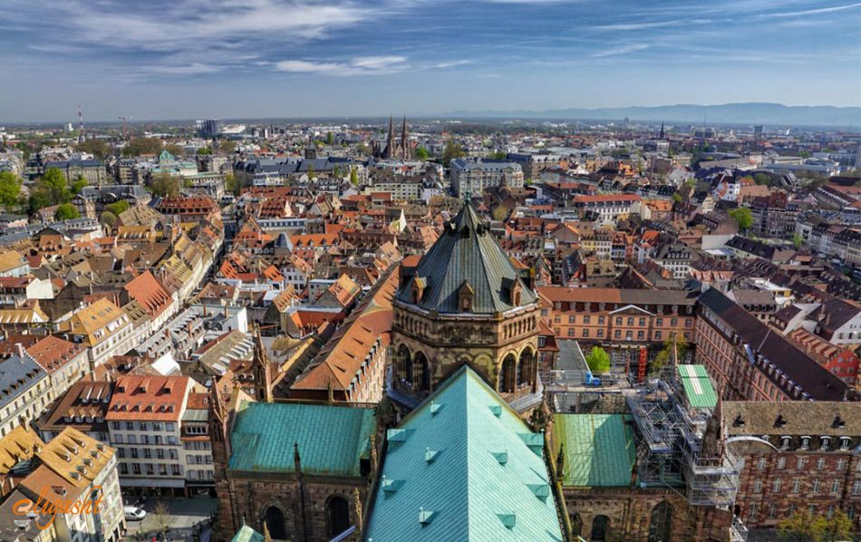 Best attractions in Strasbourg