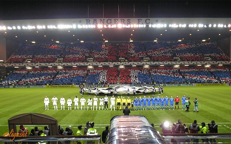 Glasgow Stadiums