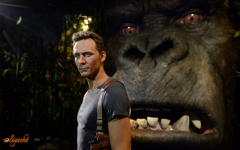 King Kong in Madame Tussauds Museum