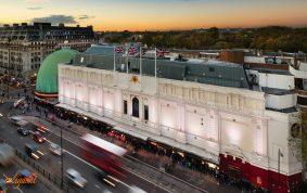 Madame Tussauds museum London