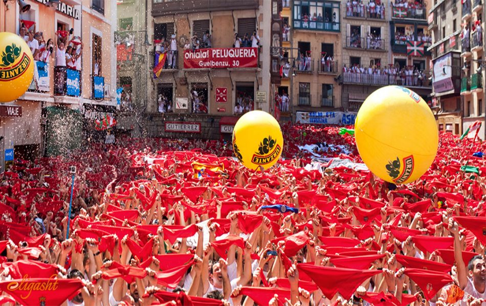 Top festivals in Spain