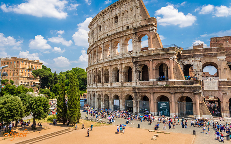 Flavian Amphitheater