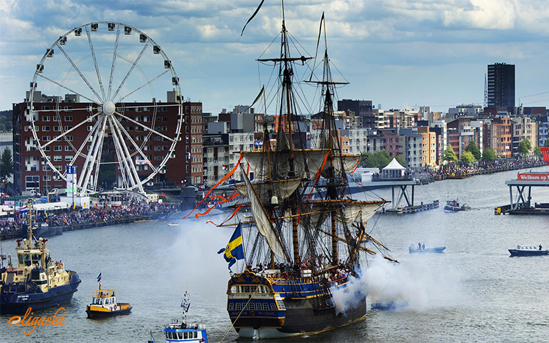 Sail Festival of Amsterdam
