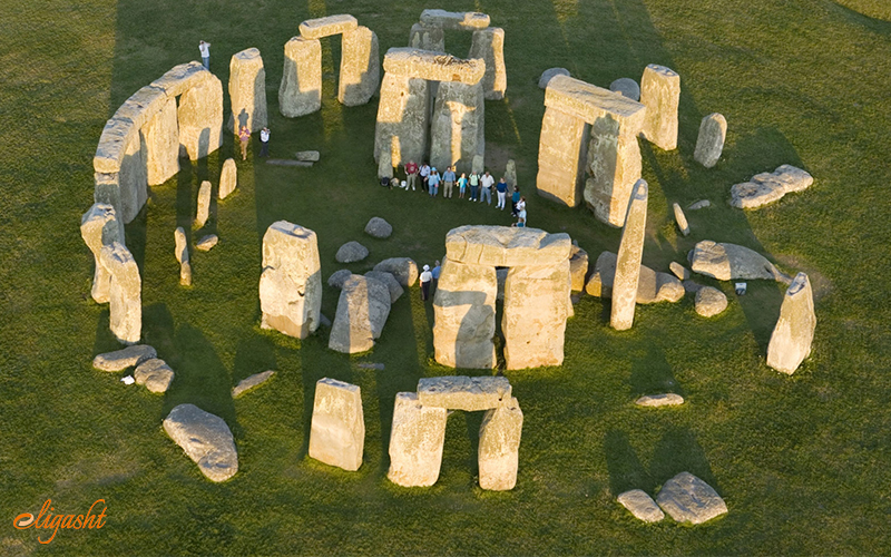 Stonehenge top