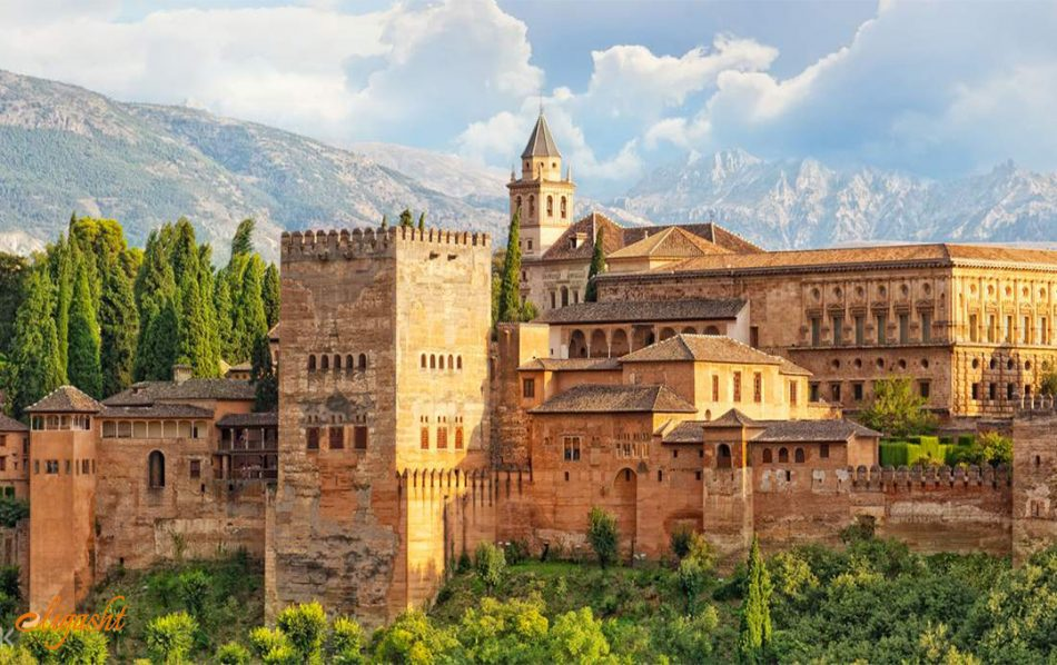 The Alhambra travel guide