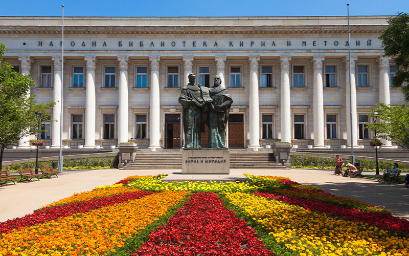 2-National-library-Cyril-and-Methodius-in-Sofia