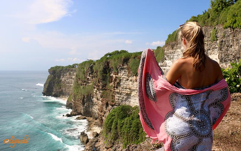 Bali in summer