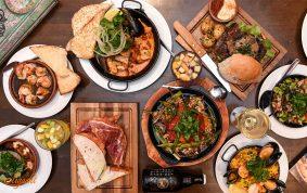 Foods to eat in Spain