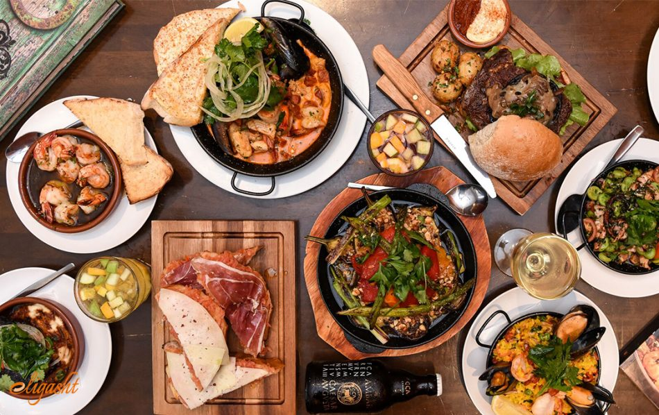 Foods to eat in Spain