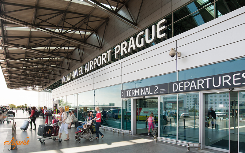 Havel airport Prague
