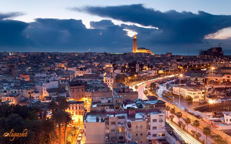 Old Medina in Casablanca