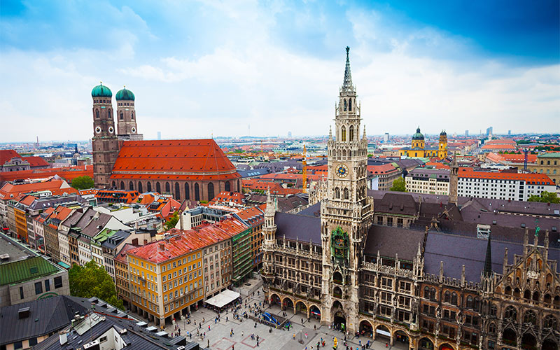 3-Bavaria-Germany