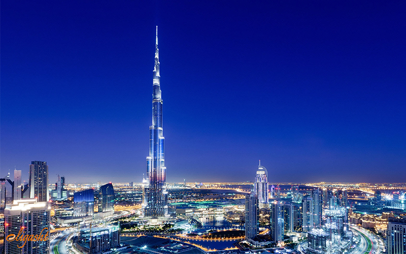Burj Khalifa, The tallest tower on the planet