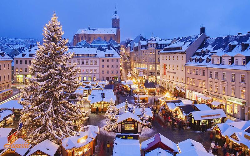 Christmas in Munich
