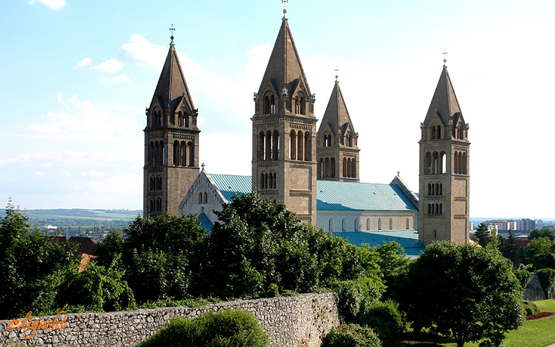 Pécs, a fantastic day trip destination from Budapest