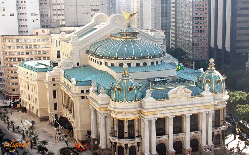 Teatro Municipal of Rio