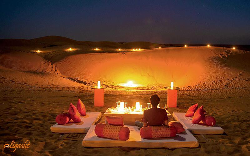 Thar Desert in Jaisalmer is fantastic