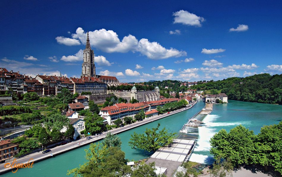tourist attractions in Bern