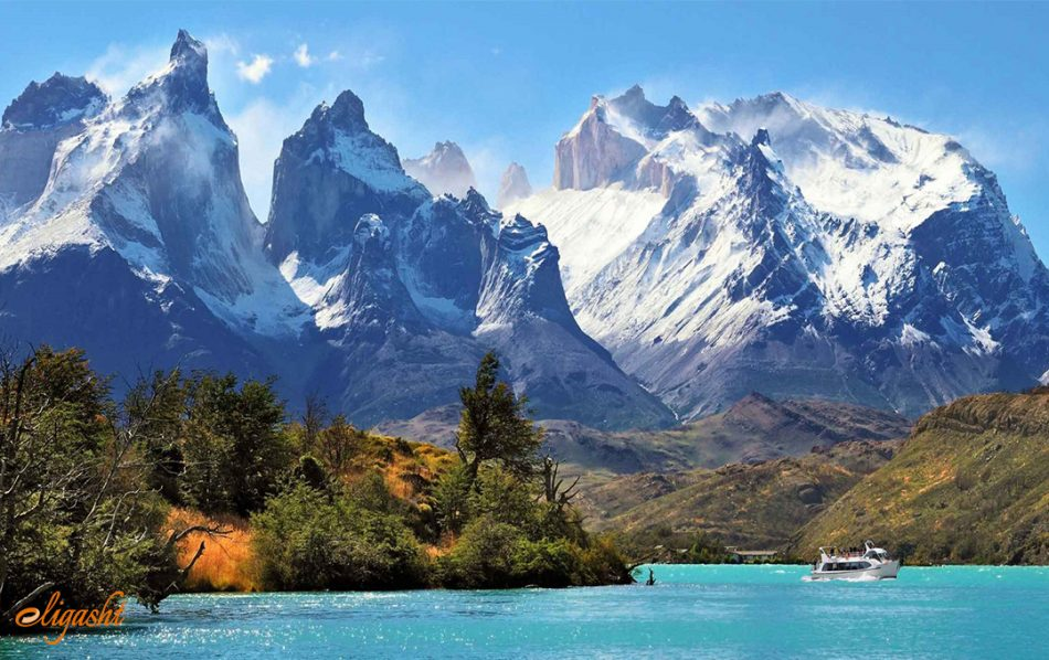 Tourist attractions in Chile