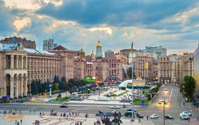 tourist attractions in Kiev