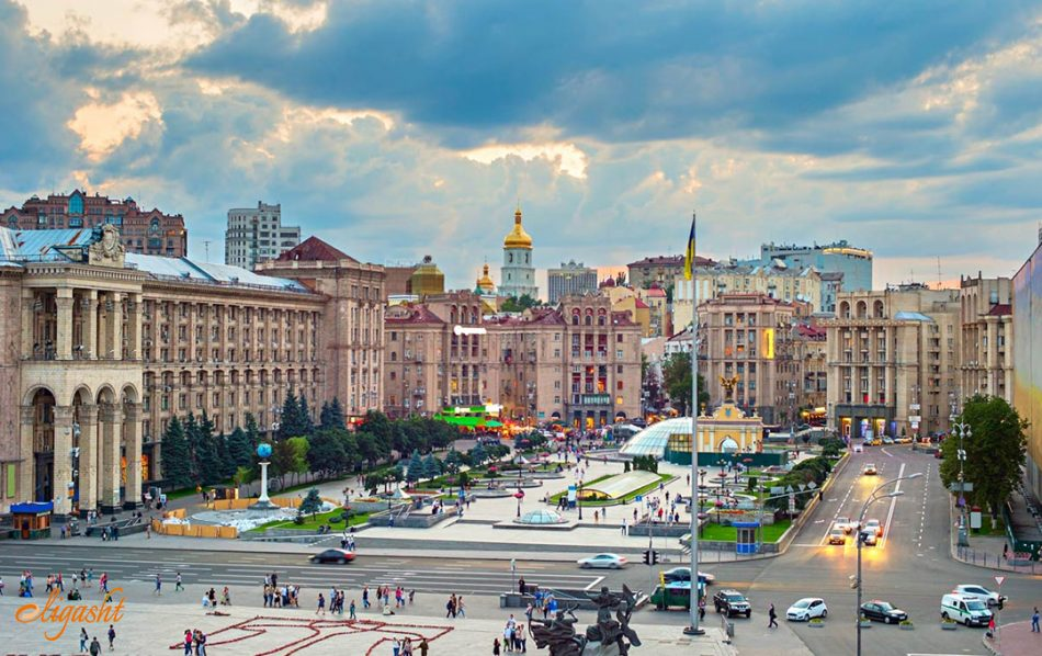 tourist attractions in Kiev